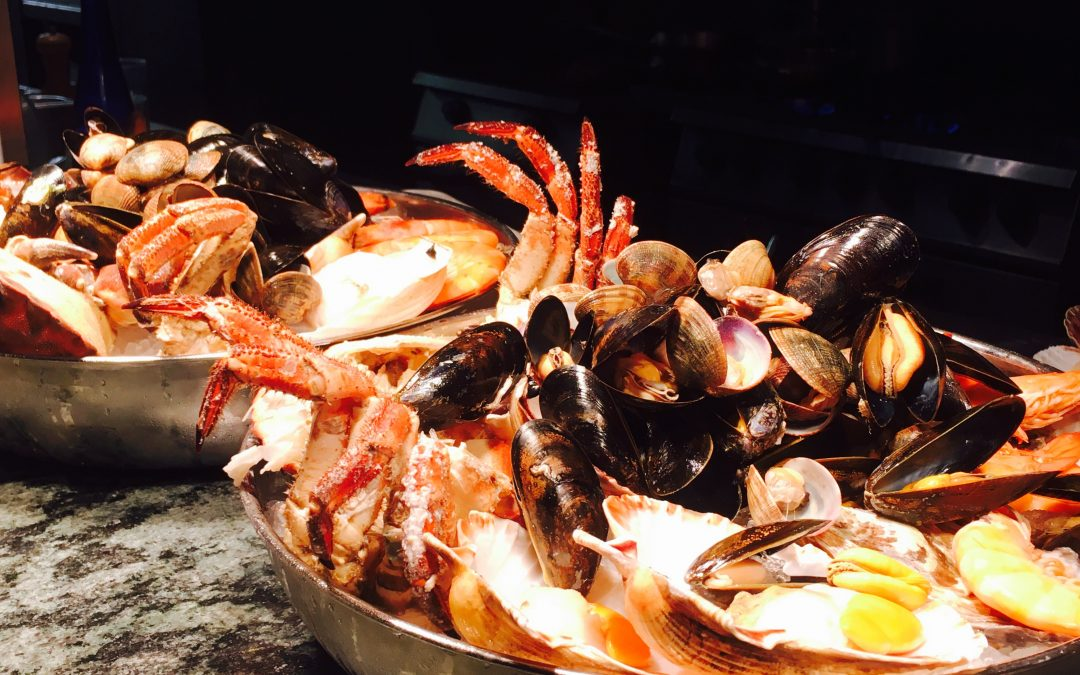 Our Jazz & Shellfish nights are back for 2020!